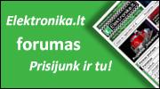 Forum.elektronika.lt